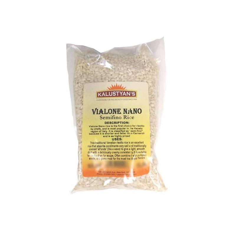 برنج ریسوتو ( ریزوتو ) ۱ کیلویی Kalustyan's